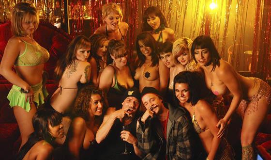 The endzone strip club